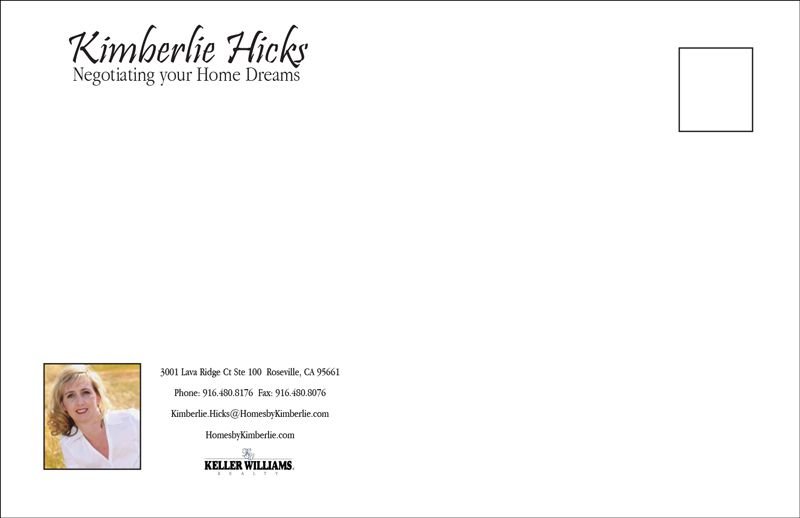 Hicks Direct Mail Design