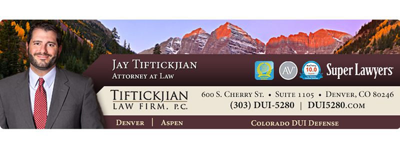 Tiftickjian Law Firm Email Banner Design
