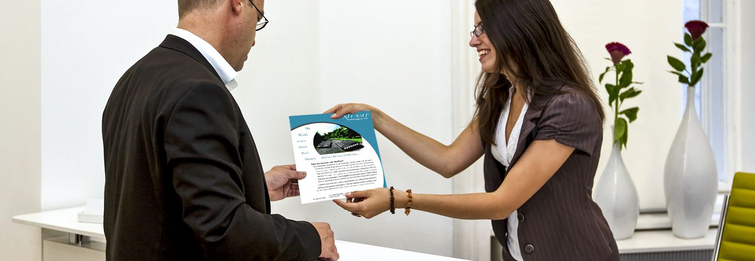 jobs handing out flyers