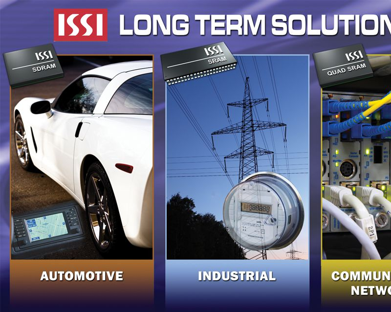 ISSI Electronica Large Format Design