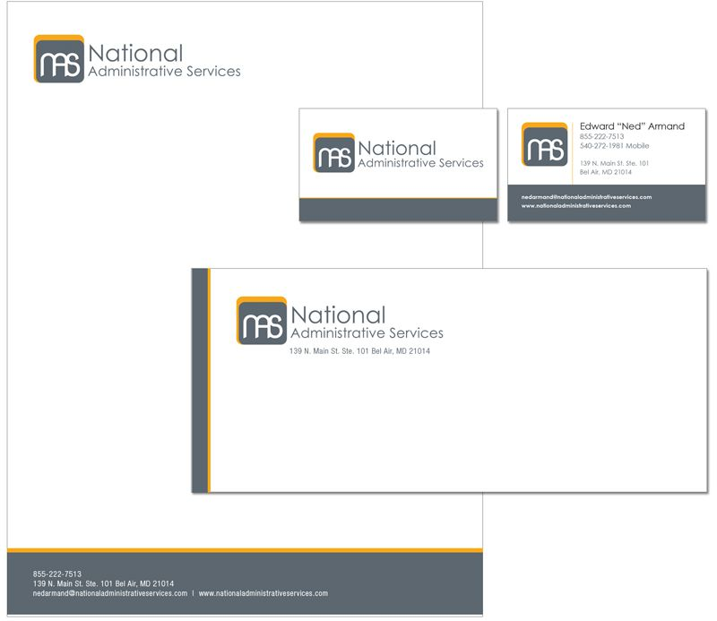 National Administrative Services Stationery