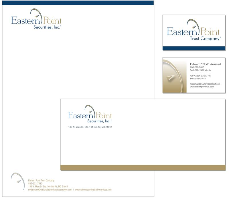 Eastern Point Trust Stationery