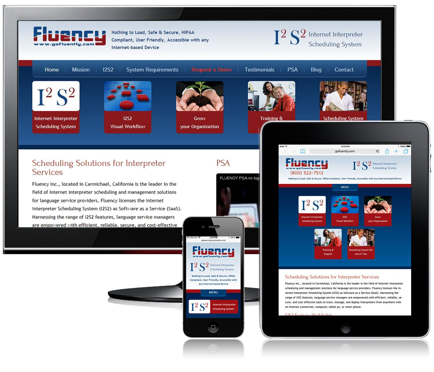 Fluency Interpeter Services